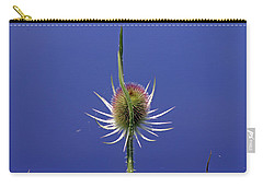 Single Teasel Carry-all Pouch by Tony Murtagh