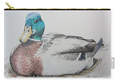 Sitting Duck Carry-all Pouch