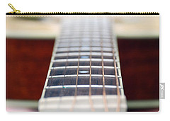Six String Music Carry-all Pouch