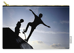 Skateboarders Carry-all Pouch