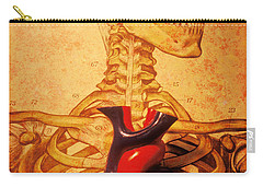 Anatomical Model Carry-All Pouches