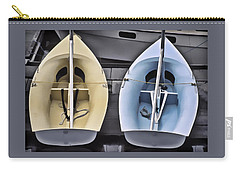 Skiffs Carry-all Pouch by Richard Farrington