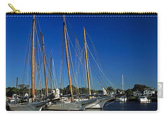 Skipjacks  Carry-all Pouch by Sally Weigand
