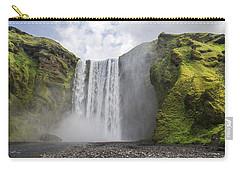 Skogarfoss Waterfall Carry-all Pouch
