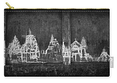 Skc 0003 Temple Complex Carry-all Pouch by Sunil Kapadia