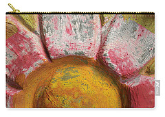 Skc 0008 Scraped Paint Carry-all Pouch
