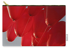 Carry-all Pouch featuring the photograph Skc 0029 Unity In Flying by Sunil Kapadia