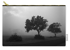 Skc 0074 A Family Of Trees Carry-all Pouch by Sunil Kapadia