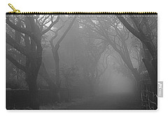 Carry-all Pouch featuring the photograph Skc 0077 A Romatic Path by Sunil Kapadia