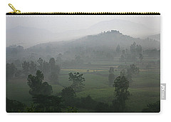 Skc 0079 A Winter Morning Carry-all Pouch by Sunil Kapadia