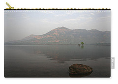 Carry-all Pouch featuring the photograph Skc 0084 The Rock Show by Sunil Kapadia