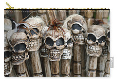 Skull Sticks Carry-all Pouch
