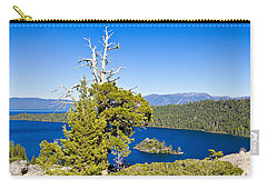 Sky Blue Water - Emerald Bay - Lake Tahoe Carry-all Pouch