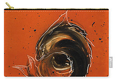 Carry-all Pouch featuring the painting Sky Flier by Jason Girard