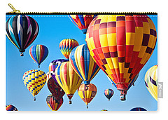 Sky Of Color Carry-all Pouch