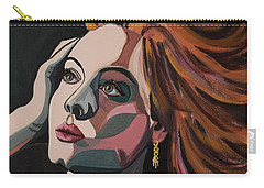 Skyfall Portrait Crop Carry-all Pouch