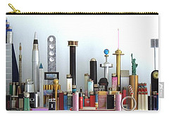 Skyline Sculpture Carry-all Pouch