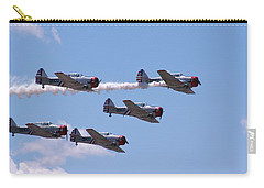 Skytypers Carry-all Pouch by Karen Silvestri