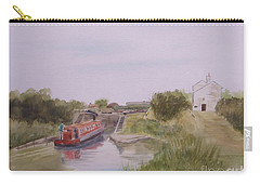 Slapton Lock Carry-all Pouch by Martin Howard