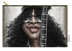 Music Rock Guns N Roses Carry-All Pouches