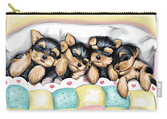 Sleeping Babies Carry-all Pouch
