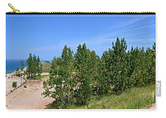 Sleeping Bear Dunes National Lakeshore Carry-all Pouch by Michelle Calkins