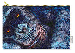 Carry-all Pouch featuring the photograph Sleepy Head by Adam Olsen