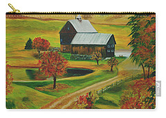 Sleepy Hollow Farm Carry-all Pouch