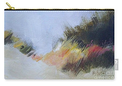 Small Dunes 1 Carry-all Pouch by Mary Hubley