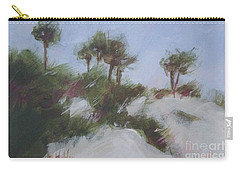 Small Dunes 2 Carry-all Pouch by Mary Hubley
