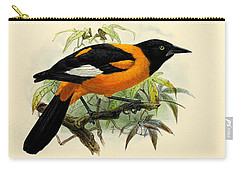 Oriole Carry-all Pouches