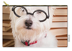 Smart Doggie Carry-all Pouch by Edward Fielding