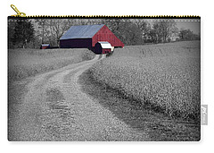 Smithsburg Barn Carry-all Pouch by Robert Geary