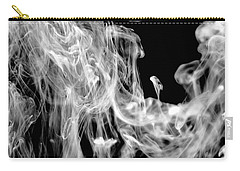 Smoke In The Water Carry-all Pouch by Liz Masoner