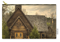 Smokey Mountain Love Chapel 2 Carry-all Pouch