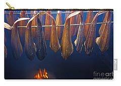 Smoking Fish Carry-all Pouch