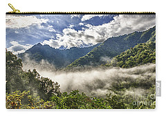Smoky Mountain Chimney Tops Carry-all Pouch