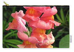 Snapdragon Carry-all Pouch