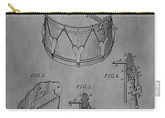 Snare Drum Carry-all Pouch by Dan Sproul