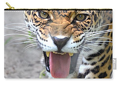 Snarling Jaguar  Carry-all Pouch