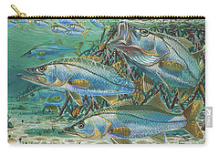 Snook Attack In0014 Carry-all Pouch