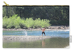 Snoqualmie River 5 Carry-all Pouch