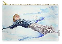 Snowball War Carry-all Pouch