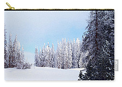 Snowbound Carry-all Pouch