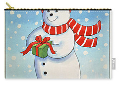 Gift Wrap Carry-all Pouches