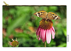 Carry-all Pouch featuring the photograph Soaking Up The Sun by Dave Files