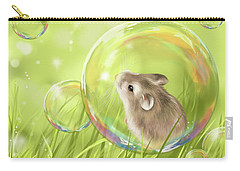 Soap Bubble Carry-all Pouch