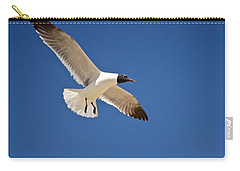 Soaring Above The Sea Carry-all Pouch