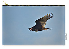 Carry-all Pouch featuring the photograph Soaring by David Porteus