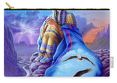 Soaring Spirit Carry-all Pouch by Andrew Farley